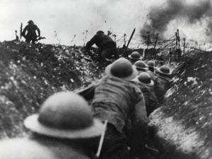 World War I Somme. http://www.bl.uk/learning/timeline/external/worldwar1somme-tl.jpg