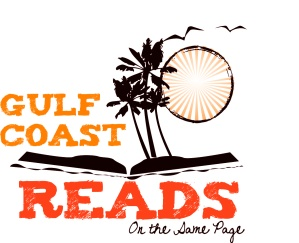 Gulf Coast Reads Logo